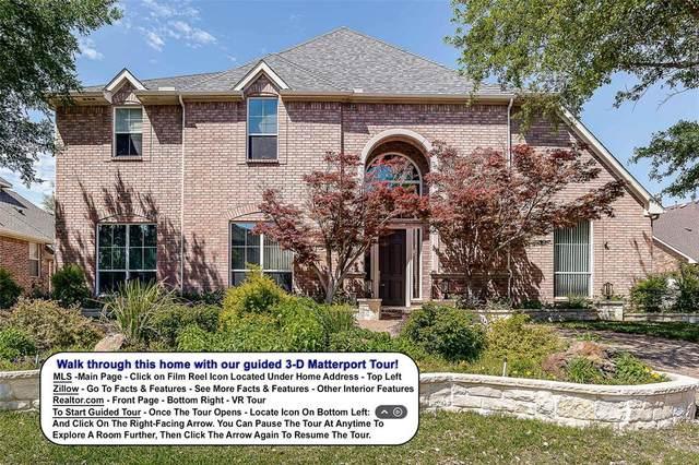 2705 Glen Heather Drive, Richardson, TX 75082 (MLS #14317805) :: Hargrove Realty Group
