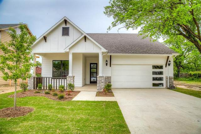 2045 Angelina Drive, Dallas, TX 75212 (MLS #14317813) :: The Chad Smith Team