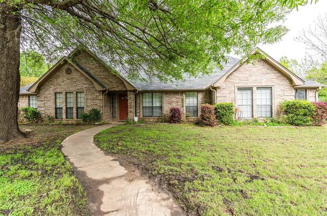 438 Timber Brook Drive, Reno, TX 75462 (MLS #14317818) :: Team Tiller