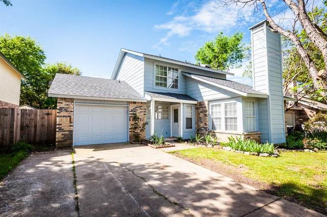4636 Waterway Drive, Fort Worth, TX 76137 (MLS #14317825) :: All Cities USA Realty