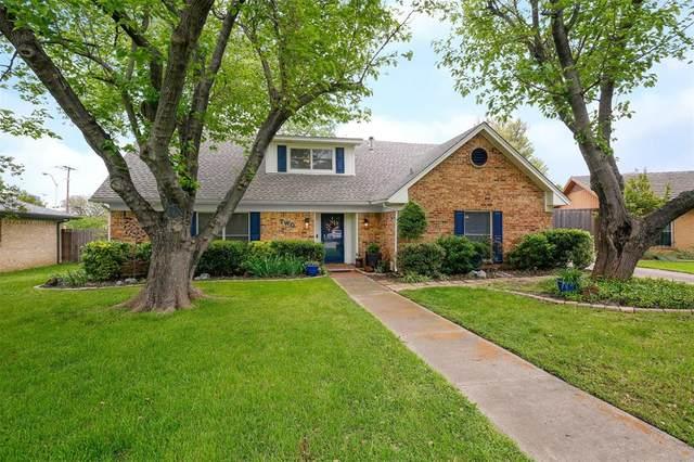 2 Bryn Mawr Circle, Richardson, TX 75081 (MLS #14317829) :: Robbins Real Estate Group