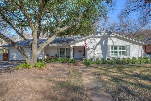 2717 Harlanwood, Fort Worth, TX 76109 (MLS #14317850) :: Robbins Real Estate Group