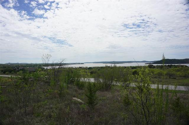 LT 1038 Cinnamon Teal, Possum Kingdom Lake, TX 76449 (MLS #14317851) :: All Cities USA Realty
