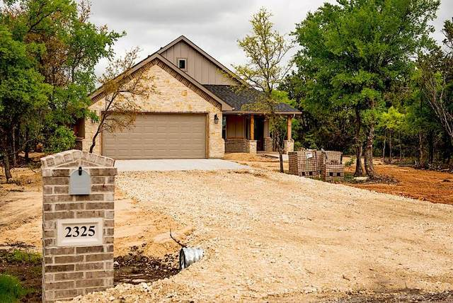 2325 Sunfish Point, Bluff Dale, TX 76433 (MLS #14317859) :: Hargrove Realty Group