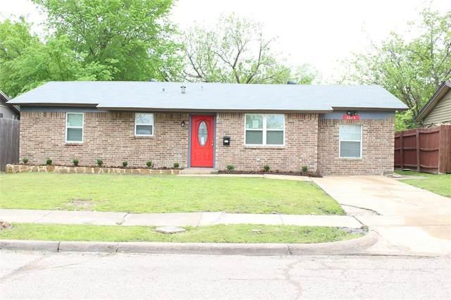 3615 Casa Ridge Drive, Mesquite, TX 75150 (MLS #14317865) :: Justin Bassett Realty