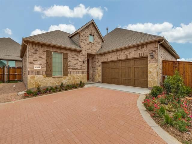 4803 Blackwood Cross Lane, Arlington, TX 76005 (MLS #14317890) :: The Chad Smith Team