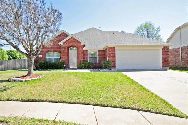4 Blue Meadow Court, Mansfield, TX 76063 (MLS #14317897) :: The Hornburg Real Estate Group