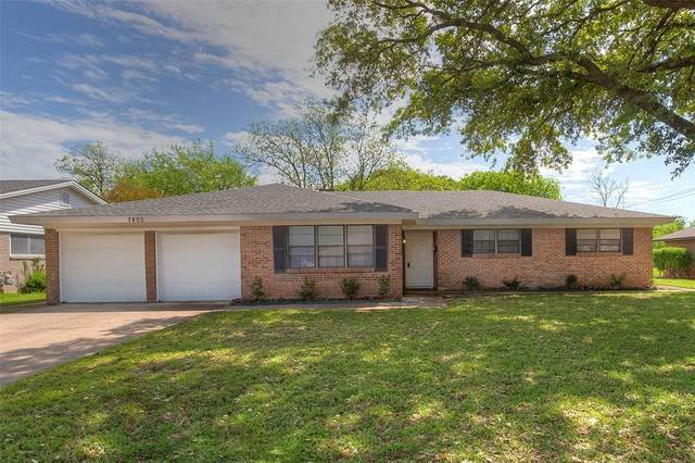 7805 Natalie Drive, Fort Worth, TX 76134 (MLS #14317911) :: All Cities USA Realty