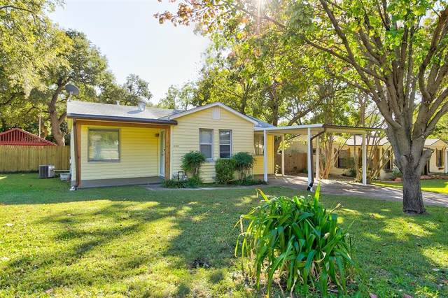 6017 Walnut Drive, Fort Worth, TX 76114 (MLS #14317916) :: The Kimberly Davis Group