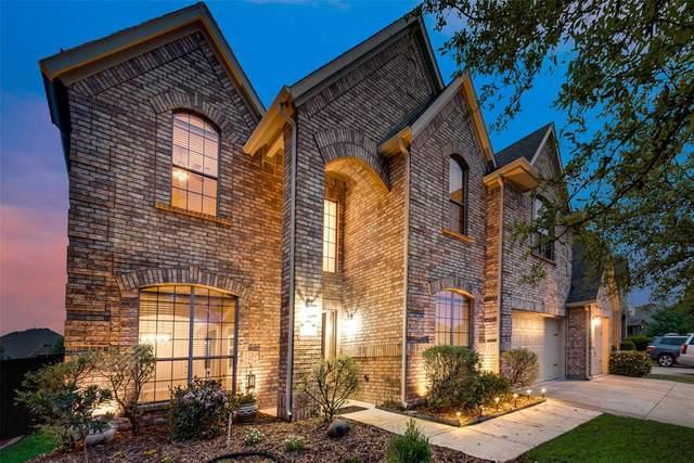 1202 Hayfield Street, Roanoke, TX 76262 (MLS #14317917) :: Justin Bassett Realty