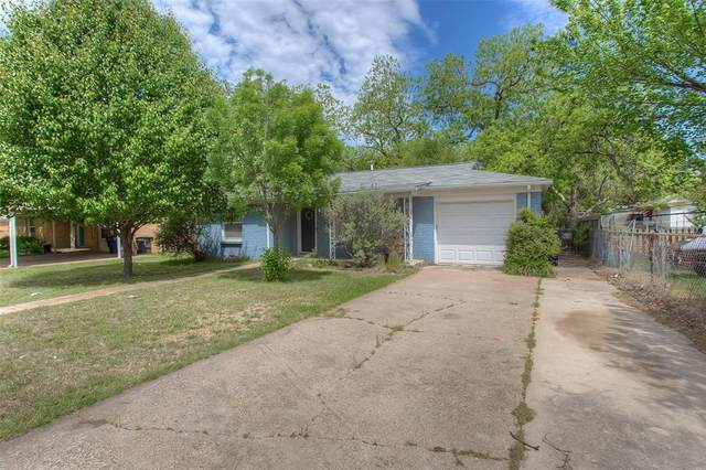 5108 Red Bud Lane, Fort Worth, TX 76114 (MLS #14317923) :: All Cities USA Realty