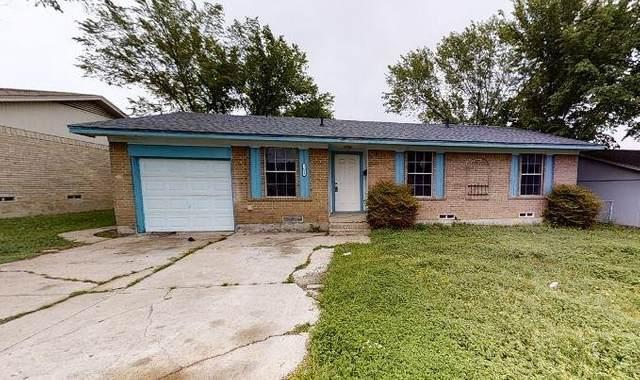 1634 Evergreen Drive, Mesquite, TX 75149 (MLS #14317949) :: Justin Bassett Realty