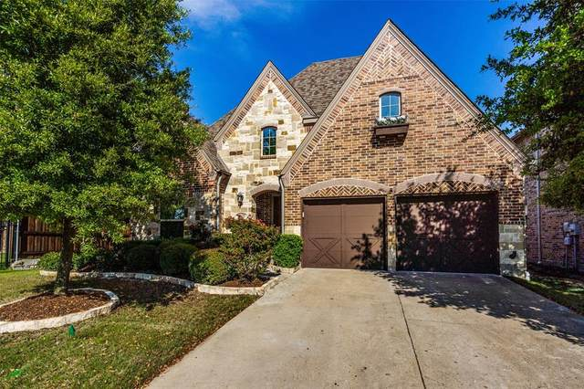 8029 Strathmill Drive, The Colony, TX 75056 (MLS #14317994) :: The Hornburg Real Estate Group