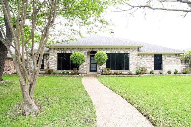 6707 Fernshaw Drive, Dallas, TX 75248 (MLS #14318009) :: The Paula Jones Team   RE/MAX of Abilene
