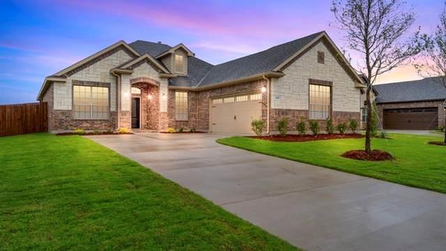 7828 Bella Way, Arlington, TX 76001 (MLS #14318034) :: The Chad Smith Team