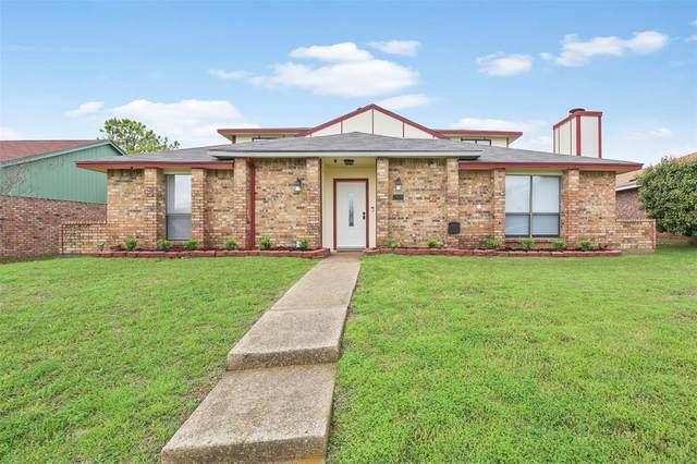 2829 Foxglen Drive, Mesquite, TX 75150 (MLS #14318038) :: Justin Bassett Realty