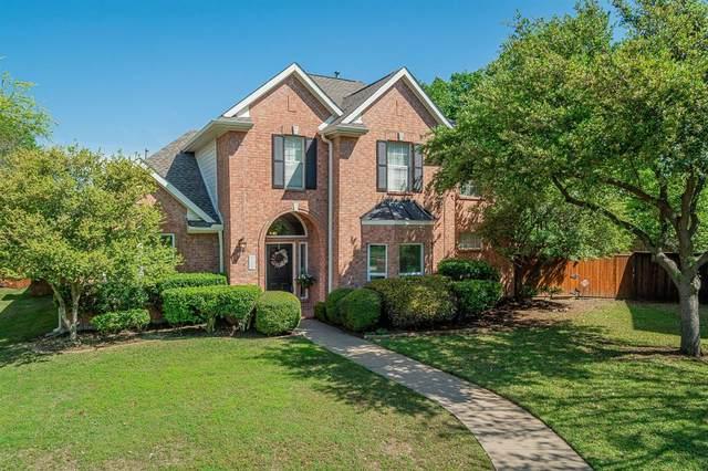 1206 Bel Air Drive, Allen, TX 75013 (MLS #14318090) :: Robbins Real Estate Group