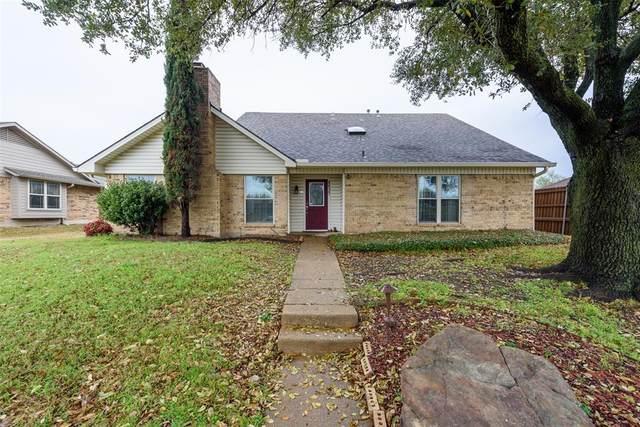 4437 Eldorado Drive, Plano, TX 75093 (MLS #14318122) :: Robbins Real Estate Group