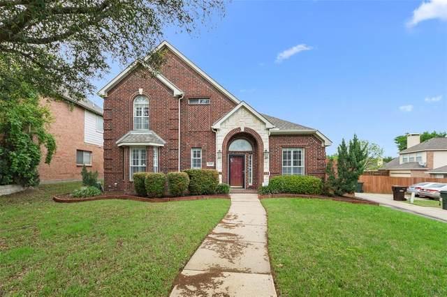 3009 Garden Ridge Court, Plano, TX 75025 (MLS #14318126) :: Robbins Real Estate Group