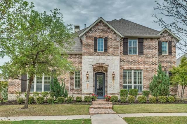 2109 Ironside Drive, Lewisville, TX 75056 (MLS #14318155) :: Robbins Real Estate Group