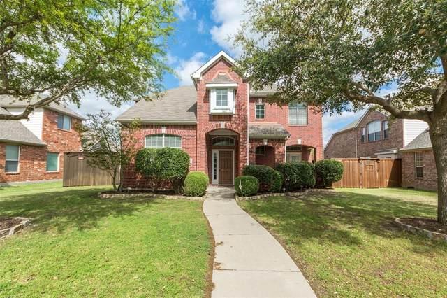 7668 Ravenhill Drive, Frisco, TX 75035 (MLS #14318163) :: EXIT Realty Elite