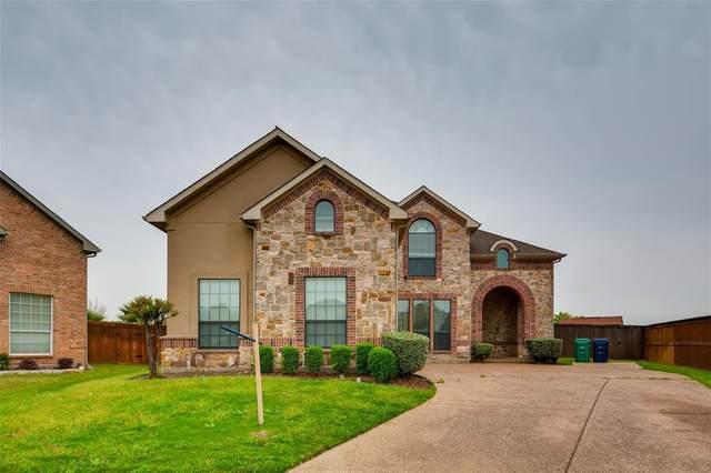316 Vickery Way, Denton, TX 76210 (MLS #14318173) :: EXIT Realty Elite
