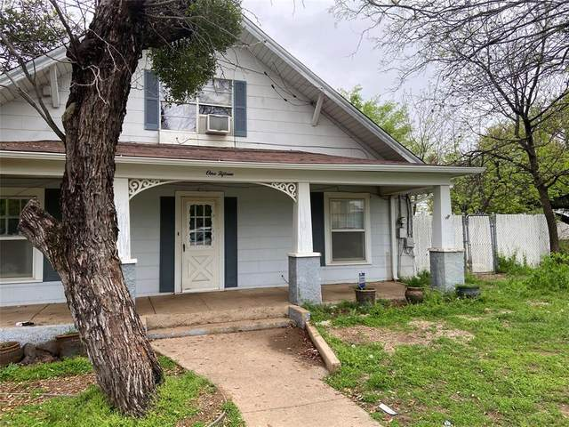 115 W Hullum Street, Breckenridge, TX 76424 (MLS #14318198) :: All Cities USA Realty