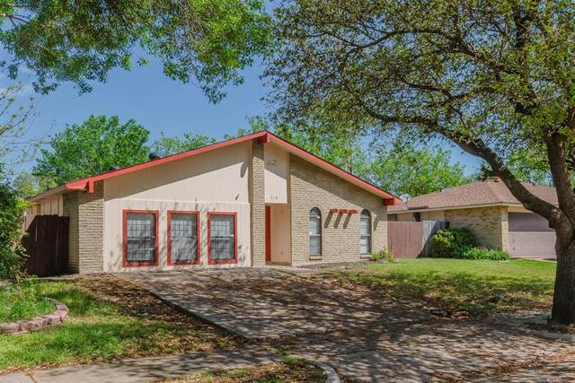 418 Clearwood Drive, Grand Prairie, TX 75052 (MLS #14318212) :: The Hornburg Real Estate Group