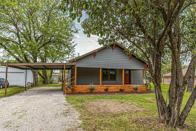 107 S Ferris Street, Garrett, TX 75119 (MLS #14318231) :: Real Estate By Design