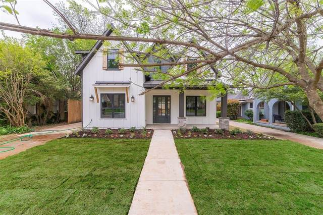 5712 Kenwood Avenue, Dallas, TX 75206 (MLS #14318255) :: Team Tiller