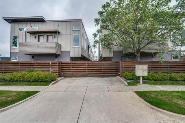 1811 Euclid Avenue #6, Dallas, TX 75206 (MLS #14318267) :: The Kimberly Davis Group