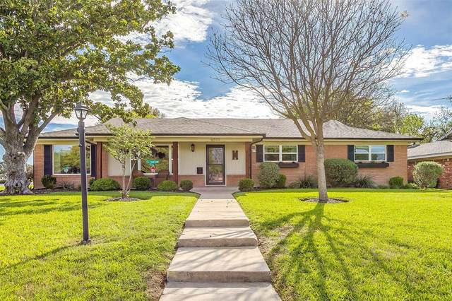 6001 Wormar Avenue, Fort Worth, TX 76133 (MLS #14318271) :: All Cities USA Realty