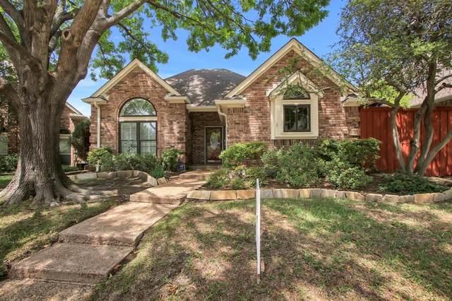 1953 Templehill Drive, Plano, TX 75075 (MLS #14318280) :: Robbins Real Estate Group