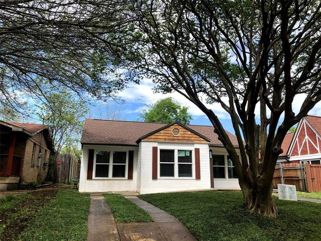 1615 Lansford Avenue, Dallas, TX 75224 (MLS #14318293) :: All Cities USA Realty