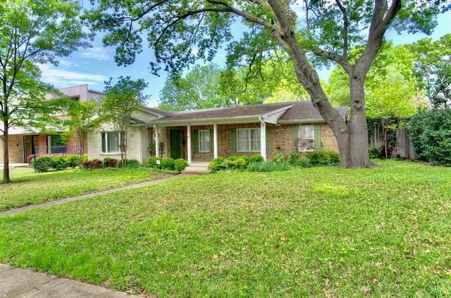 6723 Deloache Avenue, Dallas, TX 75225 (MLS #14318307) :: Team Hodnett