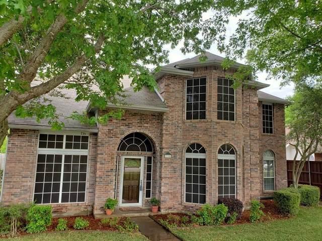 735 Pulitzer Lane, Allen, TX 75002 (MLS #14318336) :: The Kimberly Davis Group