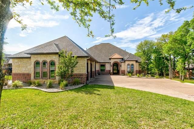 116 Birdie Drive, Lipan, TX 76462 (MLS #14318337) :: All Cities USA Realty