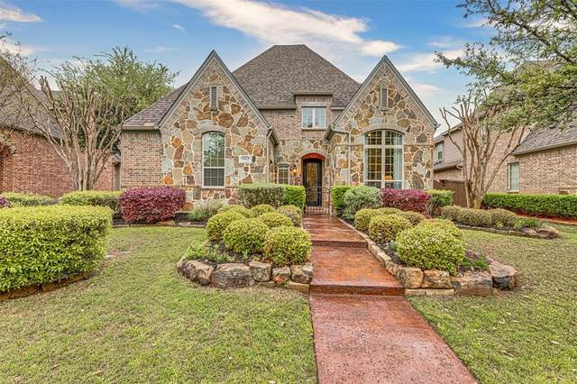 902 Greystone Drive, Allen, TX 75013 (MLS #14318396) :: All Cities USA Realty