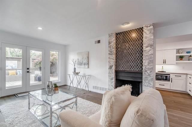 7512 Woodthrush Drive #20, Dallas, TX 75230 (MLS #14318403) :: The Hornburg Real Estate Group