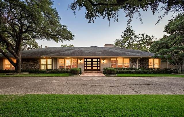 5020 Tanbark Road, Dallas, TX 75229 (MLS #14318407) :: The Paula Jones Team   RE/MAX of Abilene