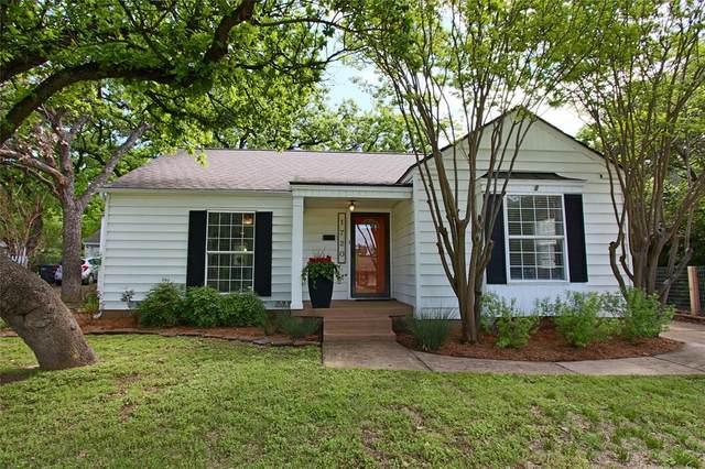 1720 Bluebonnet Drive, Fort Worth, TX 76111 (MLS #14318421) :: The Kimberly Davis Group
