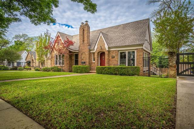 2504 Cockrell Avenue, Fort Worth, TX 76109 (MLS #14318425) :: The Kimberly Davis Group
