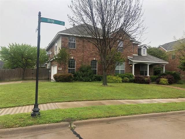 4201 Iron Lane, Mansfield, TX 76063 (MLS #14318429) :: The Hornburg Real Estate Group