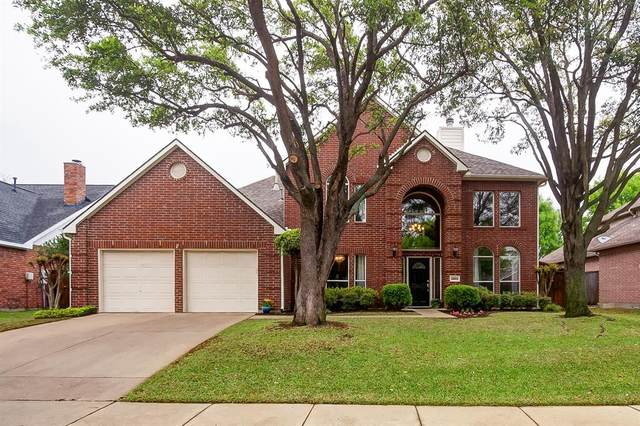 12004 Hermitage Lane, Frisco, TX 75035 (MLS #14318432) :: Robbins Real Estate Group