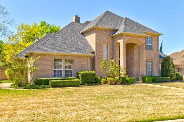 6408 Meadows West Drive, Fort Worth, TX 76132 (MLS #14318441) :: The Chad Smith Team