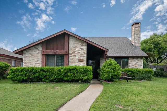 5521 Jester Drive, Garland, TX 75044 (MLS #14318476) :: Team Tiller