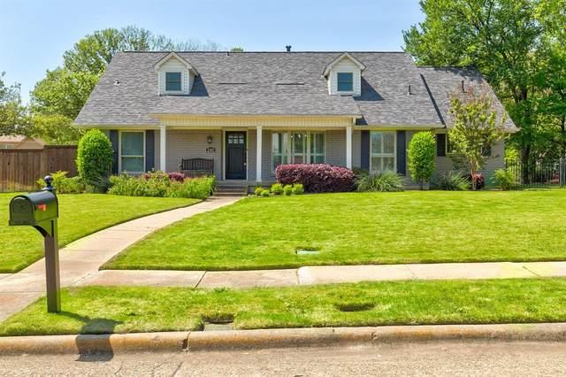 2409 Mesa Drive, Richardson, TX 75080 (MLS #14318494) :: The Hornburg Real Estate Group