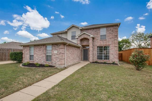7212 Creekstone Drive, Sachse, TX 75048 (MLS #14318498) :: The Hornburg Real Estate Group