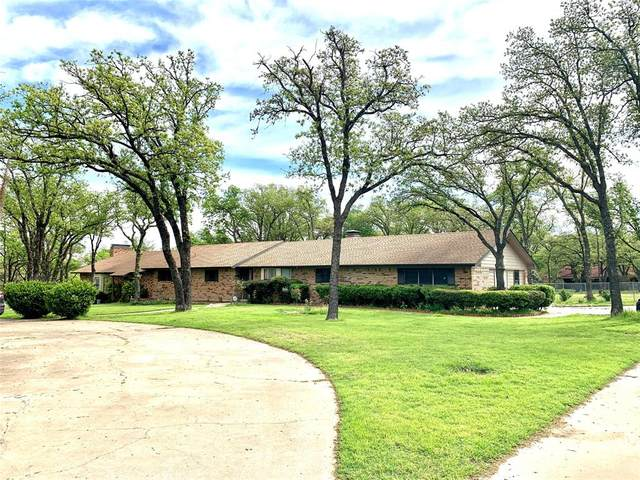 1 Longhorn Road, Mineral Wells, TX 76067 (MLS #14318517) :: The Rhodes Team