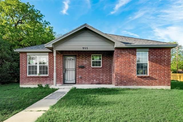 955 E Davis Avenue, Fort Worth, TX 76104 (MLS #14318522) :: North Texas Team | RE/MAX Lifestyle Property